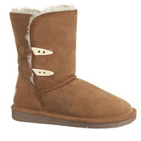 "BEARPAW® Abigail 8"" Toggle Boots"