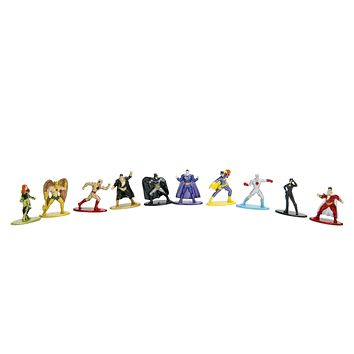 Jada Nano Figures DC Wave 2- 10 Pack