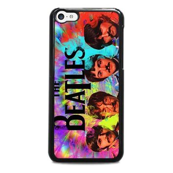 the beatles 4 iphone 5c case cover  number 1