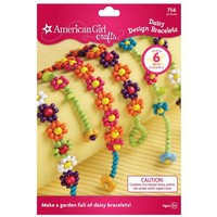 American Girl Crafts Daisy Design Bracelets Kit