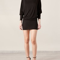 Alexandre Vauthier Draped Mini Dress - Patron Of The New - Farfetch.com
