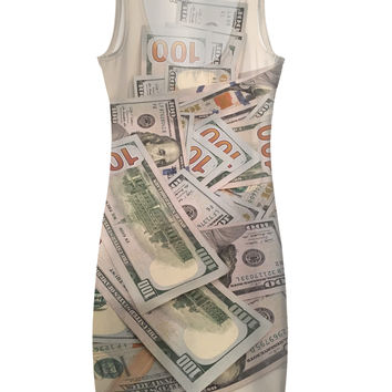 Money on My Mind Dress