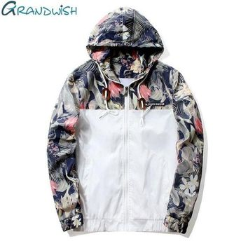 LMFOK6 Grandwish  Bomber Jacket Men