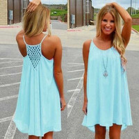 Alurring Summer Dress