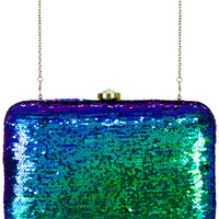 MELODIE SEQUIN BAG - Default Title