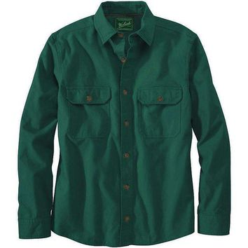 LMFPL1 Woolrich Expedition Chamois Shirt - Men's