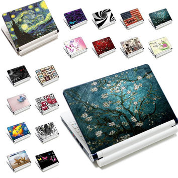 "Beautiful Dust-proof Waterproof Skin Decal Cover For 11.6""12.1"" 13"" 13.3"" 14"" 14.1"" 15"" 15.4"" Tablet Laptop Sticker"