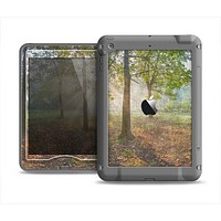 The Vivia Colored Sunny Forrest Apple iPad Mini LifeProof Nuud Case Skin Set