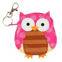 Owl Coin Purse (1) Party Supplies