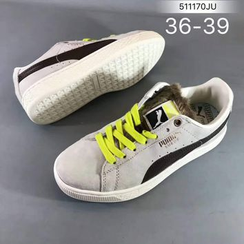 Puma Suede Classic WW Wn's Fashion Old Skool Sneakers Shoes H-CSXY