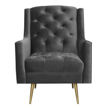 Elle Accent Chair SLATE