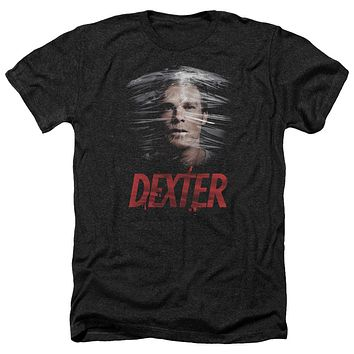 Dexter - Plastic Wrap Adult Heather
