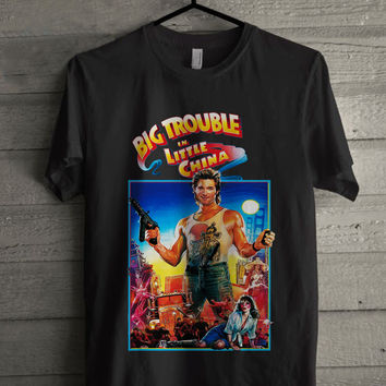 Big Trouble In Little China Inspired