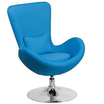Egg Series Reception-Lounge-Side Chair