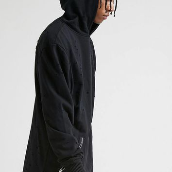 Trust The Son Distressed Hoodie