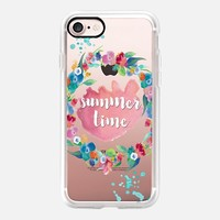 Summer I iPhone 7 Capa by Li Zamperini Art | Casetify
