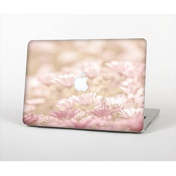 The Distant Pink Flowerland Skin Set for the Apple MacBook Pro 13""