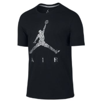 Jordan Jumpman Air Laser Men's T-Shirt, by Nike
