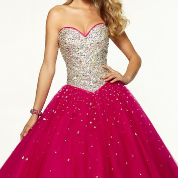 Paparazzi by Mori Lee 97107 Dress