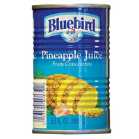 Canned Pineapple Juice 48 - 5.5 oz. Cans / Case