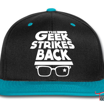 geek strikes back Snapback