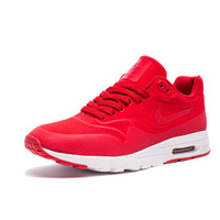 NIKE WOMEN'S AIR MAX 1 ULTRA MOIRE - UNIVERSITY RED/WHITE | Undefeated