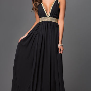 Dresses, Formal, Prom Dresses, Evening Wear: CQ-4182DW