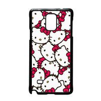 Beauty Hello Kitty Samsung Galaxy Note 4 Case