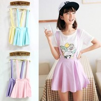 Kawaii Clothing | Falda Pastel/Pastel Skirt WH371 | Online Store Powered by Storenvy