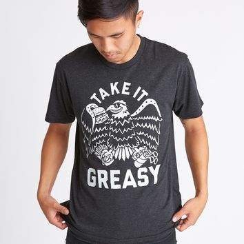 Take It Greasy Tee