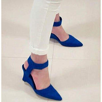 New Fashion Wedges Sandals