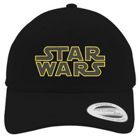 Star Wars Embroidered Cotton Twill Hat