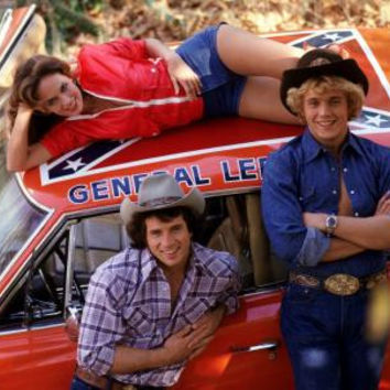 Dukes Of Hazzard Poster Bo, Luke, Daisy 24inx36in