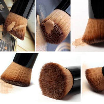 Free Shipping Neutral Concealer Makeup brush Corretivo 1 pc Foundation Brush