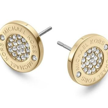 Michael Kors Ladies Brilliance Earrings