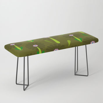 zappwaits Flower Bench by netzauge