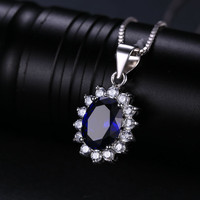 Pendant Necklace Solid