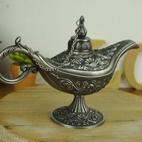 Aladdin Lamp Vintage Style Home Decor Arabian Nights