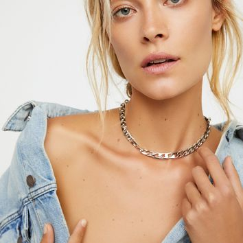 Free People Lost Boys Chain Collar
