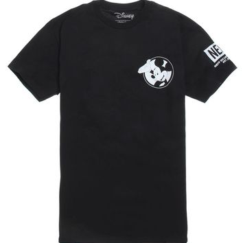 Neff Ring Leader T-Shirt - Mens Tee - Black