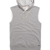 On The Byas Bill Cutoff Fleece Hoodie at PacSun.com
