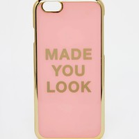 ASOS Made You Look iPhone 6 and 6s Case