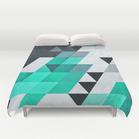 mynt Duvet Cover by Spires
