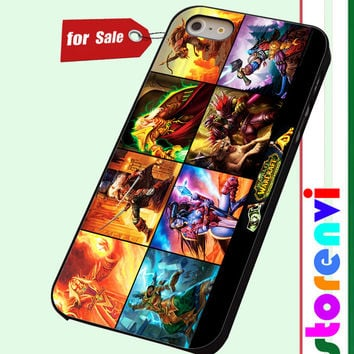 world of warcraft 3 heroes custom case for smartphone case