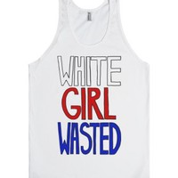 White Tank | Fun Party Shirts