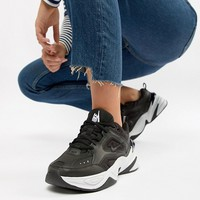 Nike Black And White M2K Tekno Trainers at asos.com