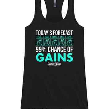 Todays Forecast Gains