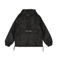 DUMBLE ANORAK (BLACK)
