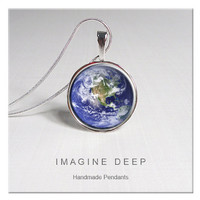 BUY 3 GET 1 FREE  High Quality Handmade Pendant  by ImagineDeep
