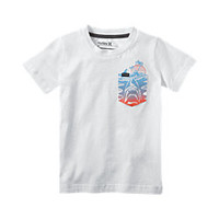 The Hurley Pocket Play Infant/Toddler Boys' T-Shirt.